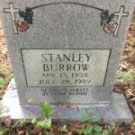 Burrow Headstone
