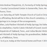 Fitzpatrick Obituary