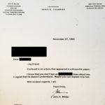Wilder Letter Altered