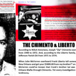 Chimento and Liberto connection