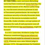 Wilder Stops Pardon of Ray-1
