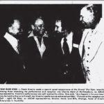 Sinatra in Nashville May 10, 1976
